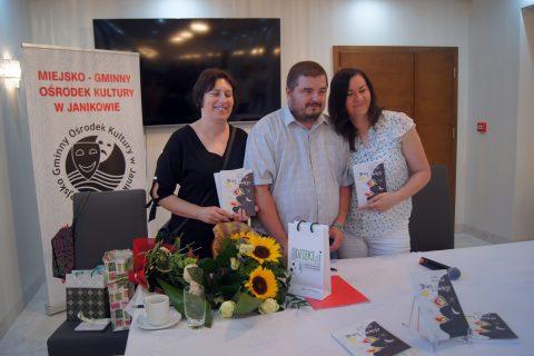 Promocja książki J. Krawczyka – Fotorelacja