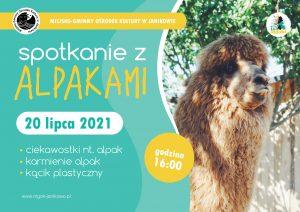 Spotkanie z alpakami @ Przemysłowa 26