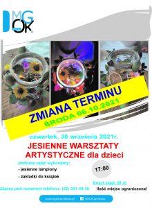 Jesienne Warsztaty